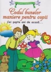 Codul Bunelor Maniere Pentru Copii