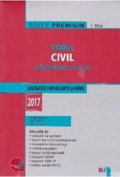 Codul civil si legislatie conexa ed.2017 - Dan Lupascu
