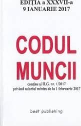Codul Muncii Act. 9 Ianuarie 2017