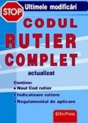 Codul rutier complet actualizat Carti