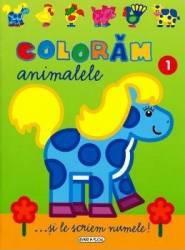 Coloram animalele 1
