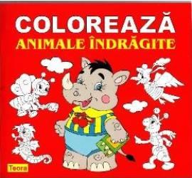 Coloreaza animale indragite