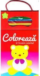 Coloreaza si invata culorile 3