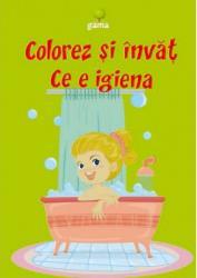 Colorez si invat ce e igiena - Carmen Pitigoi