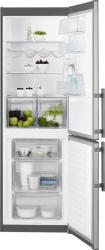 Combina frigorifica Electrolux EN3601MOX 337L A++ Full NoFrost Inox Frigidere Combine Frigorifice
