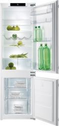 Combina frigorifica incorporabila Gorenje NRKI4181CW 262L A+ Full NoFrost Alb Frigidere Combine Frigorifice