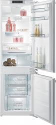 Combina frigorifica Gorenje NRKI5181LW 260L A+ Full NoFrost Alb Frigidere Combine Frigorifice