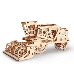 Combina Agricola Puzzle 3D UGEARS Puzzle adulti