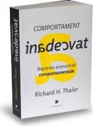 Comportament inadecvat - Richard H. Thaler