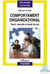 Comportament organizational - Marian Preda Carti