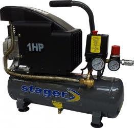 Compresor Aer Stager Hm 1010k 6l