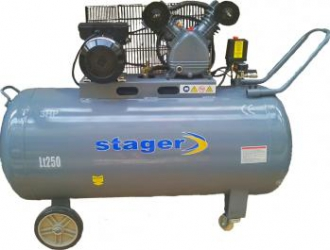 Compresor de aer Stager HM V 0.25 250L Compresoare