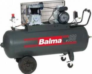 Compresor cu piston Balma NS19S/150 CM3 2200W 393lmin 150l 10bar monofazat Compresoare aer
