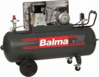 Compresor cu piston Balma NS19S/200 CT4 3000W 486lmin 200l 10bar trifazat Compresoare aer