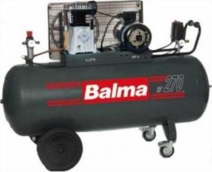 Compresor cu piston Balma NS19S/270 CT4 3000W 486lmin 270l 10bar trifazat Compresoare aer