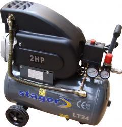 Compresor de aer electric Stager HM2024F 24L Compresoare