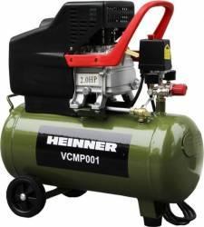 Compresor de aer Heinner 2CP 24L 8 bari Compresoare