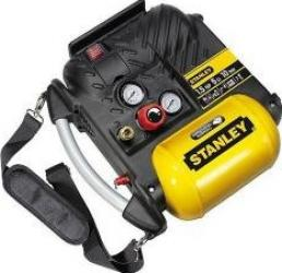 Compresor Stanley 5L cu chinga transport Compresoare