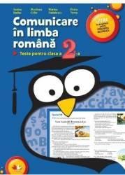 Comunicare in limba romana -Teste clasa 2 - Sorina Barbu M. Calin M. Radulescu E.Toma