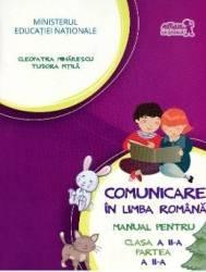 Comunicare in limba romana clasa a 2-a partea II + Cd - Tudora Pitila Cleopatra Mihailescu