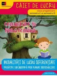 Comunicare in limba romana clasa pregatitoare - Daniela Berechet