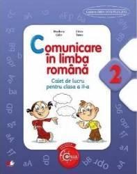Comunicare in limba romana cls 2 caiet - Marilena Calin Elvira Toma