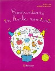Comunicare in limba romana cls 2 caiet - Mirela Ilie Marilena Nedelcu