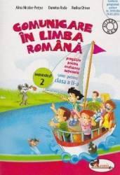 Comunicare in limba romana cls 2 caiet sem.2 - Alina Nicolae-Pertea Dumitra Radu