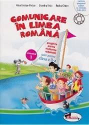 Comunicare in limba romana cls 2 caiet semestrul 1 - Alina Nicolae-Pertea Dumitra Radu Rodica Chiran