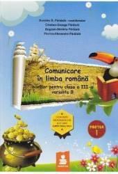 Comunicare in limba romana cls 3 partea I varianta B auxiliar - Dumitru D. Paraiala