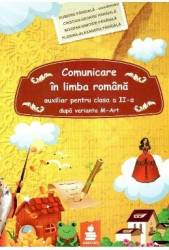 Comunicare in limba romana cls a II-a - Auxiliar - Varianta M-Art - Dumitru Paraiala