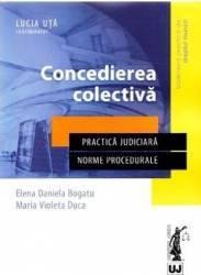 Concedierea colectiva - Elena Daniela Bogatu Maria Violeta Duca