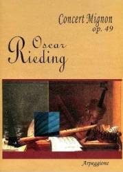 Concert Mignon Op. 49 - O.rieding