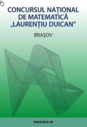 Concursul national de matematica Laurentiu Duican Brasov