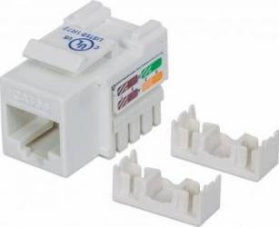 Conector Intellinet UTP Cat5e de tip Punch-down neecranat Keystone Jack Accesorii retea