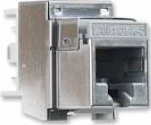 Conector Nexans RJ45 cat 5e ecranat Evo Snap-In LANmark