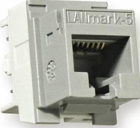 Conector Nexans RJ45 cat 5e neecranat Evo Snap-In LANmark