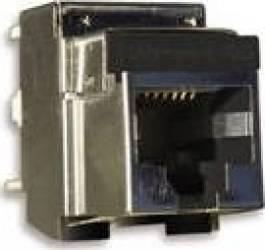 Conector Nexans RJ45 cat 6 10G ecranat 500MHz Evo Snap-In LANmark Accesorii retea