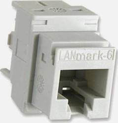 Conector Nexans RJ45 cat 6 neecranat Evo Snap-In LANmark
