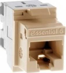 Conector Nexans RJ45 cat 6 neecranat Keystone Essential