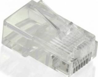 Conector RJ45 Value Cat. 5E UTP set cu 10 buc. Accesorii retea