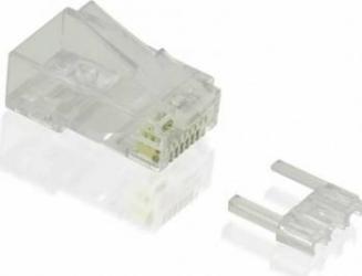 Conector RJ45 Value Cat. 6 UTP set cu 10 buc. Accesorii retea