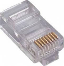 Conector Tehsino RJ45 cat 6 set 100b Accesorii retea