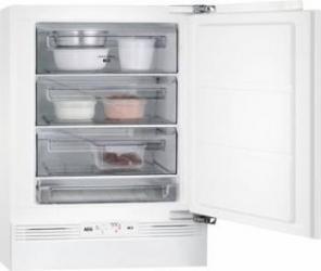 Congelator incorporabil AEG ABB68211AF 95 3 sertare Clasa A+ H 82 cm Alb Lazi si congelatoare