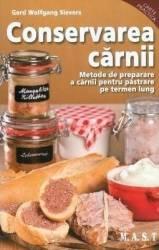 Conservarea carnii - Gerd Wolfgang Sievers Carti