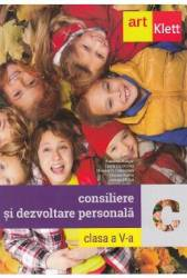 Consiliere si dezvoltare personala - Clasa 5 - Ramona Buzgar Elena Carstocea