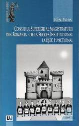 Consiliul Superior al Magistraturii din Romania - Ion Popa