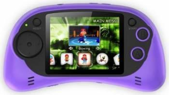 Consola jocuri portabila Serioux ecran 2.7 200 jocuri incluse Mov