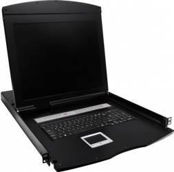Consola KVM DS-72013 Digitus 16-Port 19 inch Switch uri KVM
