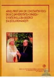 Constantin Voicu o viata in slujba bisericii si a scolii romanesti